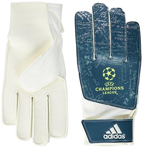 adidas UEFA Champions League Lite Espinilleras, Unisex niños, Blanco (Blanco/Acevap/Vertec), 9