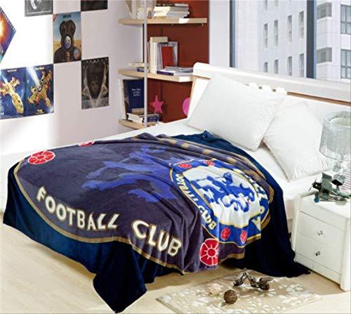 Zller2587 Manta Estilo fútbol Real Madrid FC
