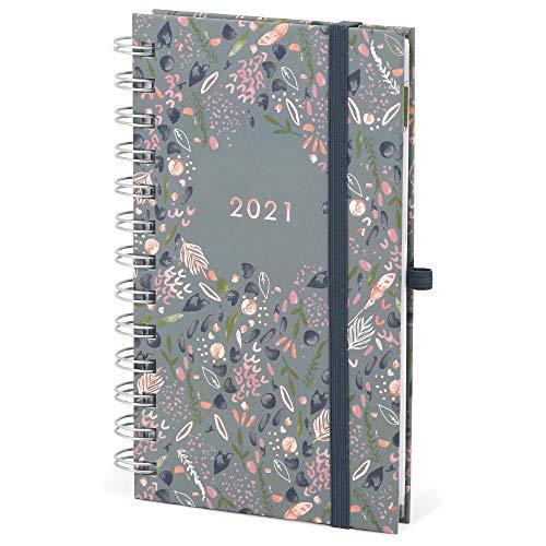 Boxclever Press Kleiner Lebensplaner Kalender 2020 2021, Schülerkalender 2020 2021. Terminplaner 2020/2021 mit cleveren Funktionen. 17,5 x 10cm Taschenkalender 2020 2021 von August '20 - Dezember '21