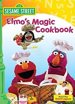 Sesame Street  Elmo s Magic Cookbook