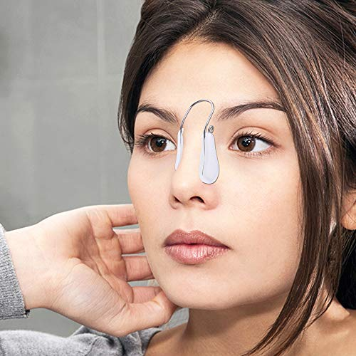 Silicone Nose Shaper Clip Straightener - Nose Lifter and Shaper - Beauty Nose Slimming Clip Tool Device Bridge Straightening Nasal Nose Up Lifting