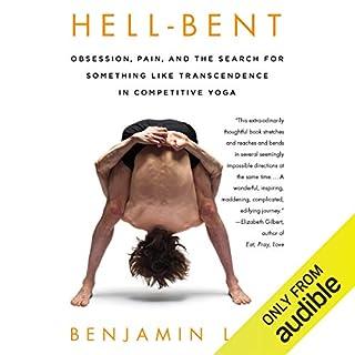 Hell-Bent audiobook cover art