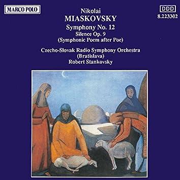 Myaskovsky: Silence Op. 9 / Symphony No. 12