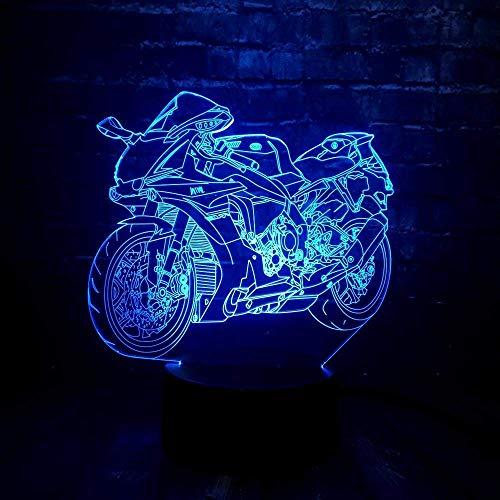 ACAMPTAR 2 x Intermitente Bombilla Luz Indicador 9 LED Moto CBR 600 RR 900 RR 929