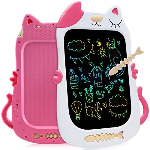 Toys for Girls,Toys for 2 3 4 5 6 Year Old Girls,LCD Writing Tablet for Kids,Gift Erasable Doodle Board Drawing Tablets for Toddler Toys Age 2-4,Learning Educational Kids Toys for Boys Girls Age 4-5