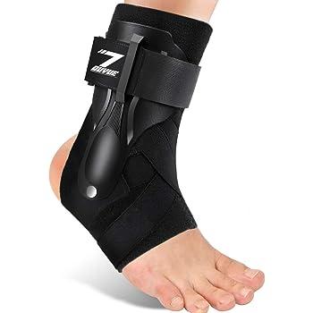 Ankle Support, Ankle Brace for Men & Women, Ankle Support Brace for Ankle Sprains, Sprained Ankle, Ankle Braces, Volleyball, Basketball, Ankle Supports for Women-XL
