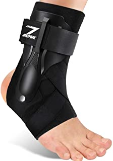 Ankle Support, Ankle Brace for Men & Women, Ankle Support Brace for Ankle Sprains, Sprained Ankle, Ankle Braces, Volleyball, Basketball, Ankle Supports for Women -M