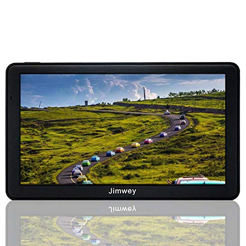 Navigation Systems for Car/Truck, Jimwey 8GB 256MB GPS Navigation for Car, Capacitive Touch Screen...