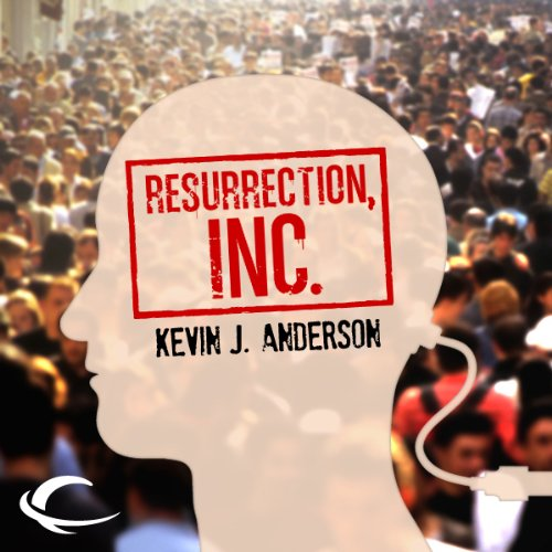 Resurrection, Inc. audiobook cover art