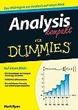 Analysis kompakt fur Dummies (Für Dummies)