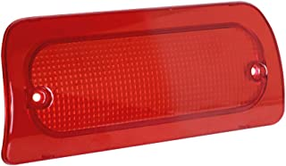 MOFORKIT 3rd Third Brake Light Extended Cab Only Lens Compatible with Chevy S10 GMC Sonoma 1994 to 2003 High Mount Stop