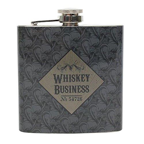 Les Curiosités Collection–Flasque Whiskey Business