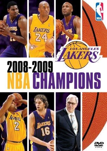 NBA Champions 2008-2009 Los Angeles Lakers [Reino Unido] [DVD]