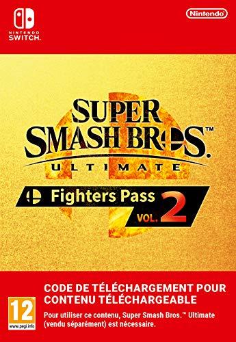 Super Smash Bros. Ultimate: Fighters Pass Vol. 2   Nintendo Switch – Code jeu à télécharger