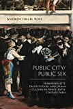 Public City/Public Sex: Homosexuality, Prostitution, and Urban Culture in Nineteenth-Century Paris (Sexuality Studies)