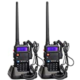 Best Retevis Long Range Walkie Talkies - Retevis RT-5R Dual Band Two Way Radio 128CH Review