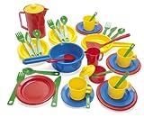 Dantoy 4223 - Küchenspielset 42 teilig