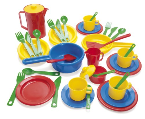 Dantoy Kitchen Play Time Set de 42 pièces