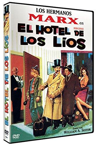 El Hotel de los Líos  DVD 1938 Room Service