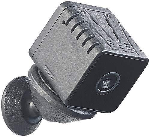 7links Kamera App: Full-HD-Mini-IP-Überwachungskamera mit WLAN, IR-Nachtsicht und App (Spycam WLAN)