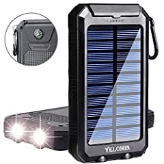 High Quality Portable Solar Charger - Made of durable and reliable ABS+PC+Silicone material,protects it from rain, dirt and shock / drops.intelligent security protection,avoid over-current, over-voltage, over-load and short circuit,etc. Solar phone c...