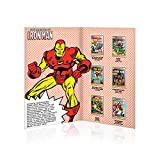 IMPACTO COLECCIONABLES Marvel Comics Iron Man - Collector Pack Lingotes