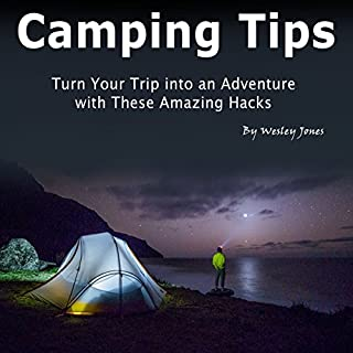 Camping Tips audiobook cover art