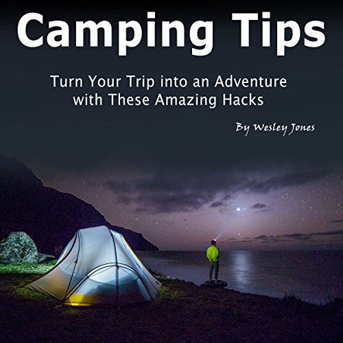 Camping Tips cover art