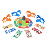 Atyhao Juego de Mesa Divertido para Fiestas, Juego de Juguetes, Juego de mentiroso, Nariz Creciente, Juguetes interactivos Familiares interesantes para niños y Adultos