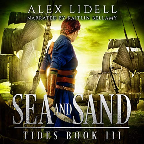 Sea and Sand audiobook cover art