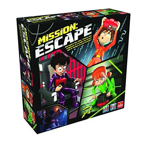 Goliath Mission Escape Espionaje Estuche de Juego - Juguetes de rol para...