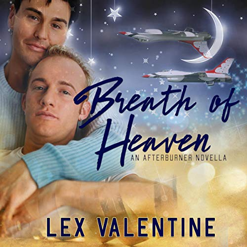 Breath of Heaven audiobook cover art