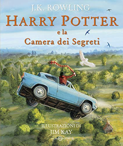 Harry Potter e la camera dei segreti. Ediz. a colori: 2