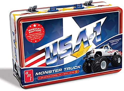 AMT740 25.01 USA-1 Monster Truck (limitierte Paket)