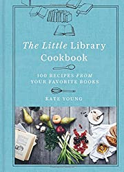 Unique Gifts for Book Lovers-The Little Library Cookbook