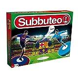 Eleven Force Subbuteo Playset FC Barcelona (11053), Juventud Unisex, Varios, 41,5 x 30 x 31,5 cm