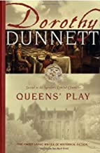 By Dorothy Dunnett - Queens' Play (1st Vintage Books Ed)