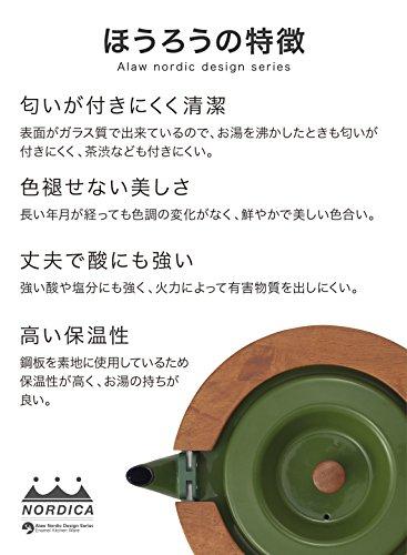 シービージャパン『フラットケトル』