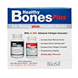 BioSil by Natural Factors, Healthy Bones Plus, Supports Bone Mineral Density and Collagen Formation, Dietary Supplement Kit, 20 Servings