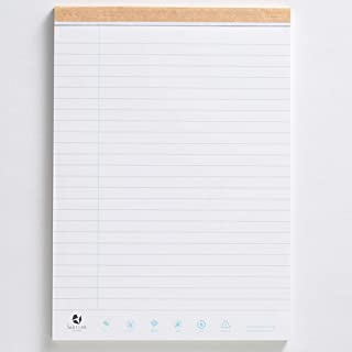 Classic Perforated Notepad, Lined