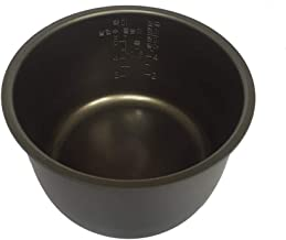 Cuckoo CR-0631F Rice Inner Pot, 6 cups uncooked (3 liters / 3.2 quarts)