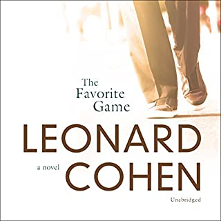 The Favorite Game audiobook cover art
