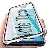 Funda para Xiaomi Redmi Note 10 Pro Carcasa Adsorción Magnética, E-Lush Funda 360 Grados Protección Transparente Caso...