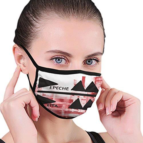 Outdoor Bandanas Atmungsaktive Masken, Sturmhaube, Halsmanschette, Schal Depeche Mode Delta Machine Washable Black Face Bandana