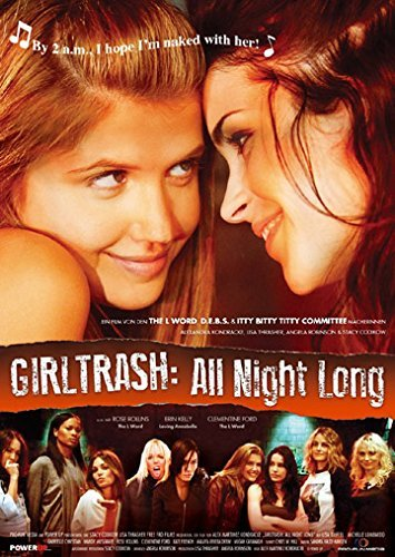 Girltrash: All Night Long ( Girl trash: All Night Long ) by Lisa Rieffel