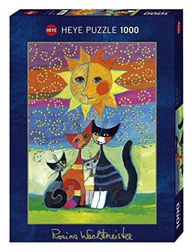 Heye - Heye-29158 - Puzzle Classique - Sun - 1000 Pièces