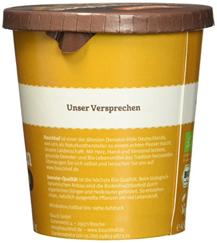 Bauckhof Zuckerrübensirup im Becher (450 g) – Bio - 2