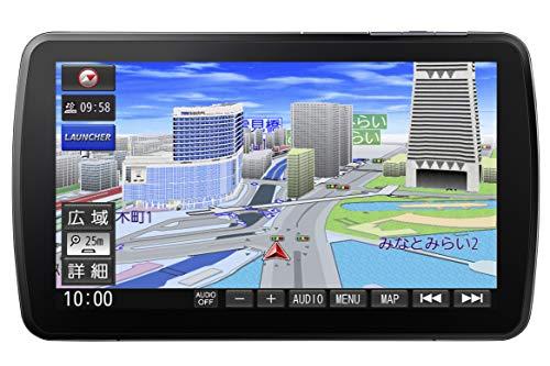 パナソニック フローティングカーナビ ストラーダ 9型 CN-F1XVD Blu-ray対応 無料地図更新付/ フルセグ/Bluetooth/DVD/CD/SD/USB/VICS