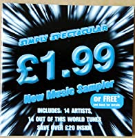 Simply Spectacular $2.99 New Music Sampler