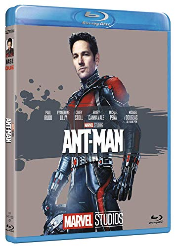 Ant-Man 10° Anniversario Marvel Studios (Blu Ray)